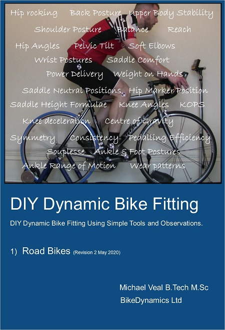 Bikedynamics bike fitting specialists crank arm lengths diy dynamic bike fitting solutioingenieria Image collections
